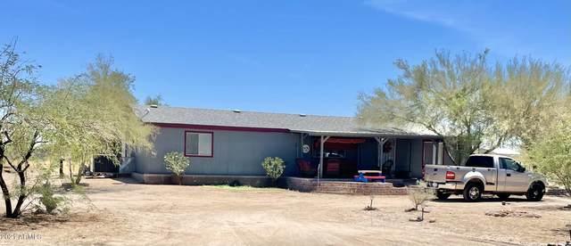 12665 S Hermit Road, Buckeye, AZ 85326 (MLS #6249934) :: Conway Real Estate