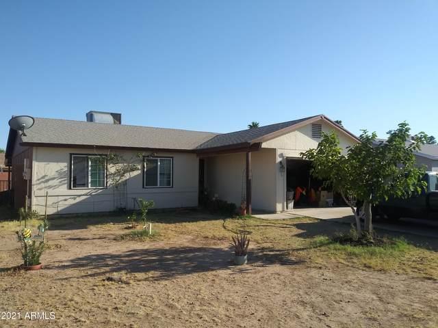 8051 W Mariposa Drive, Phoenix, AZ 85033 (MLS #6249937) :: Yost Realty Group at RE/MAX Casa Grande