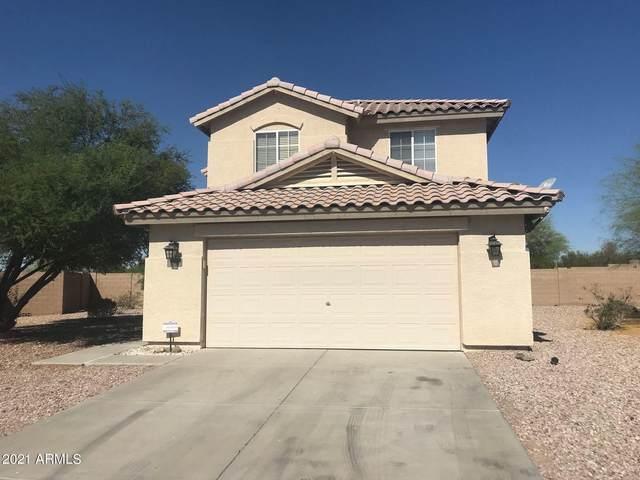 658 S 223RD Lane, Buckeye, AZ 85326 (MLS #6249942) :: Devor Real Estate Associates