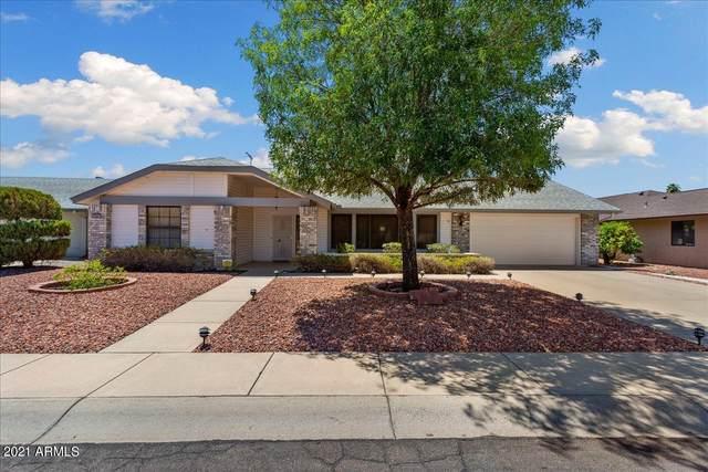 20007 N 146TH Drive, Sun City West, AZ 85375 (MLS #6249943) :: Devor Real Estate Associates