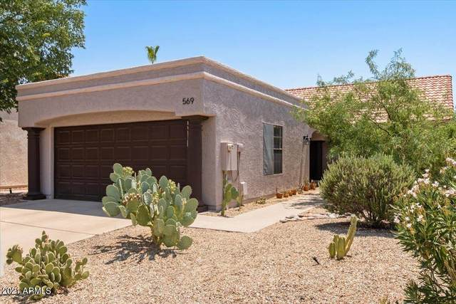 569 S Danyell Drive, Chandler, AZ 85225 (MLS #6249958) :: The Everest Team at eXp Realty