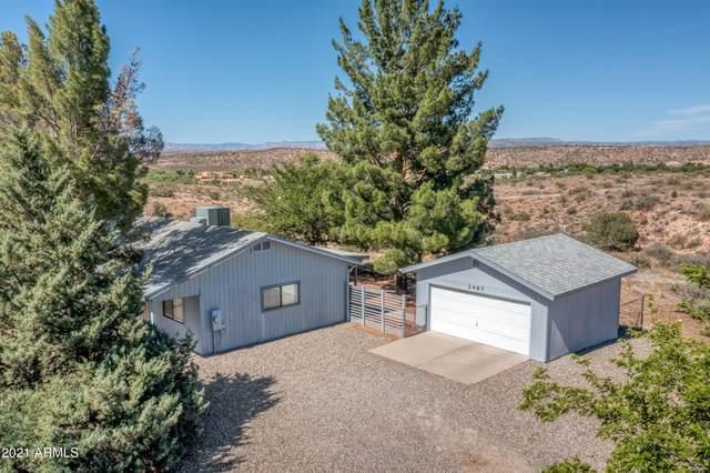 2487 S Rio Verde Drive, Cottonwood, AZ 86326 (MLS #6249959) :: Long Realty West Valley