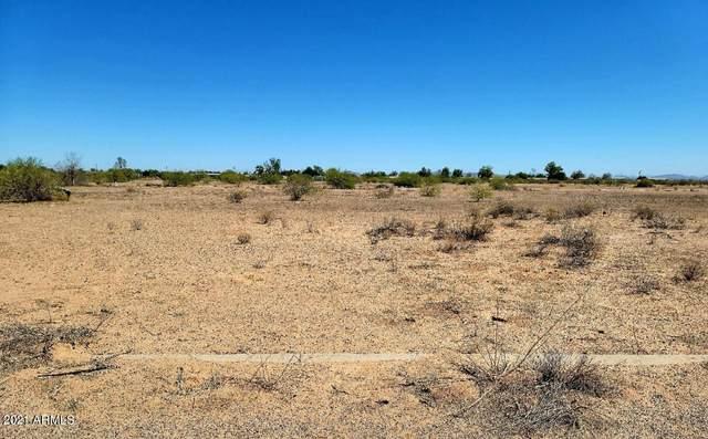 0 W Cactus Wren Street, Casa Grande, AZ 85193 (MLS #6249960) :: Devor Real Estate Associates