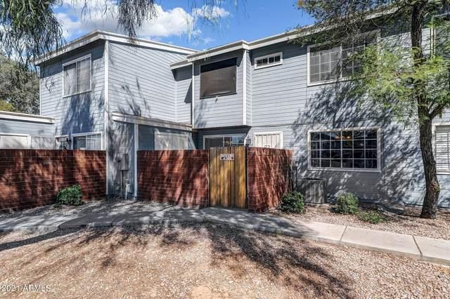 2301 E University Drive #339, Mesa, AZ 85213 (MLS #6249964) :: Devor Real Estate Associates