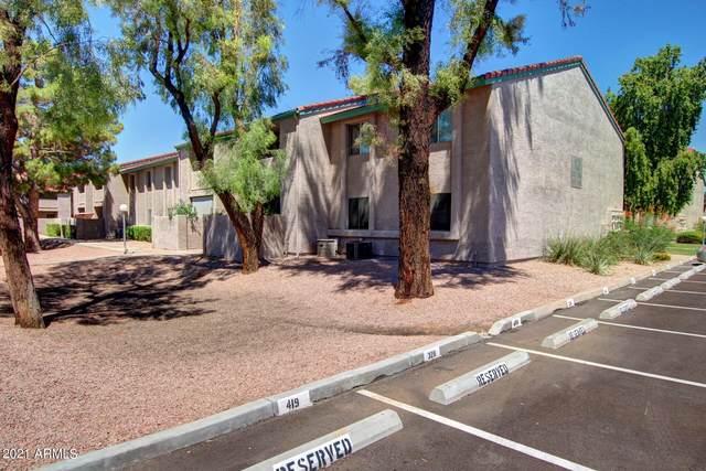 623 W Guadalupe Road #160, Mesa, AZ 85210 (MLS #6249966) :: Devor Real Estate Associates