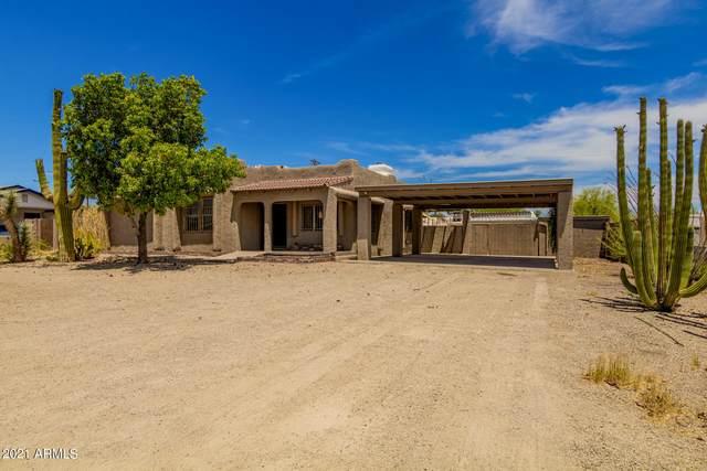 431 N 98th Street, Mesa, AZ 85207 (MLS #6249970) :: Devor Real Estate Associates