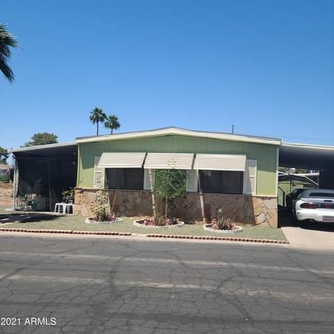 2727 E University Drive #41, Tempe, AZ 85281 (MLS #6249972) :: Devor Real Estate Associates