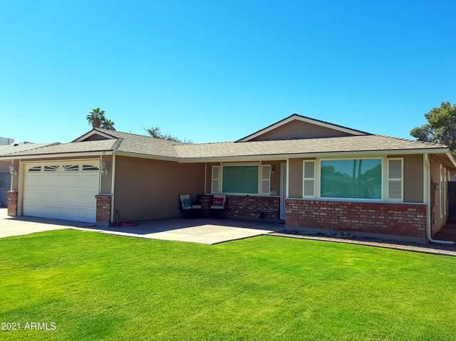 1705 W Palomino Drive, Chandler, AZ 85224 (MLS #6249976) :: Yost Realty Group at RE/MAX Casa Grande