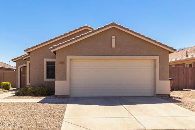 12873 S 175TH Avenue, Goodyear, AZ 85338 (MLS #6249977) :: Conway Real Estate
