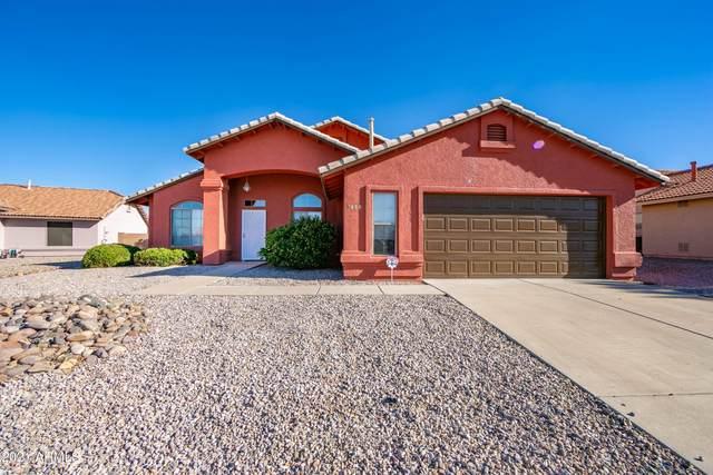 3880 Via De La Reina, Sierra Vista, AZ 85650 (MLS #6249979) :: Klaus Team Real Estate Solutions