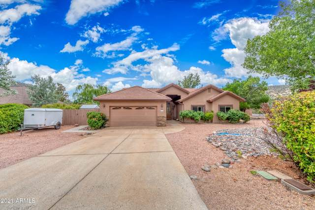 22 E Lindsay Way, Sedona, AZ 86351 (MLS #6249981) :: My Home Group