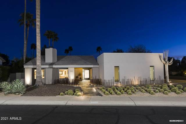 7451 E Raintree Court, Scottsdale, AZ 85258 (MLS #6249999) :: Devor Real Estate Associates
