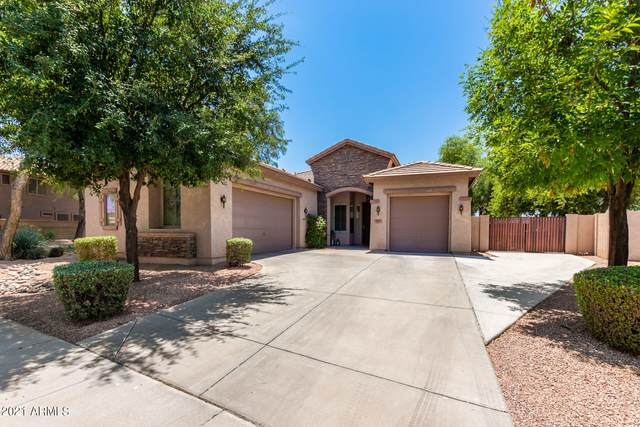 2690 S Dragoon Drive, Chandler, AZ 85286 (MLS #6250007) :: Klaus Team Real Estate Solutions