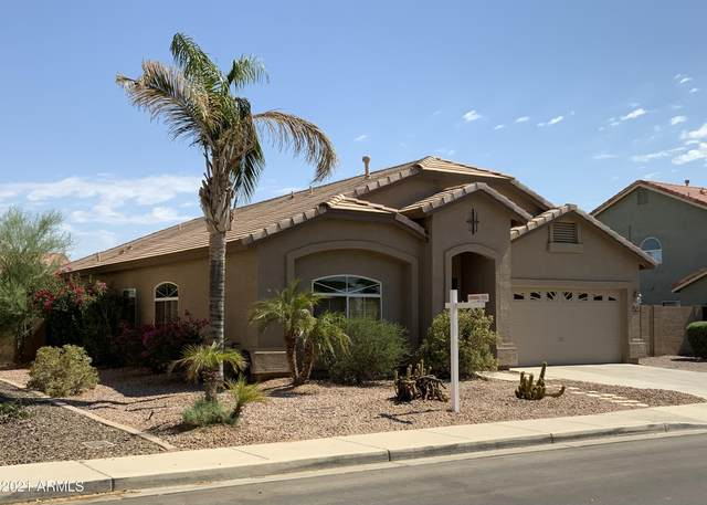 1060 E Stirrup Lane, San Tan Valley, AZ 85143 (MLS #6250010) :: Yost Realty Group at RE/MAX Casa Grande