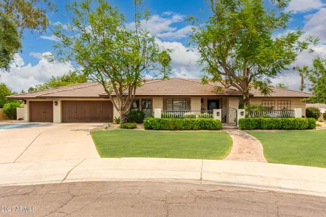 8714 N 80th Place, Scottsdale, AZ 85258 (MLS #6250015) :: Keller Williams Realty Phoenix