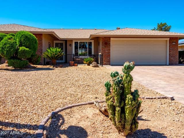 9527 W Greenway Road, Sun City, AZ 85351 (MLS #6250019) :: Executive Realty Advisors