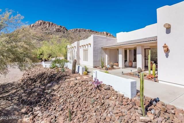 1131 E Falling Star Road, Phoenix, AZ 85086 (MLS #6250022) :: Arizona Home Group