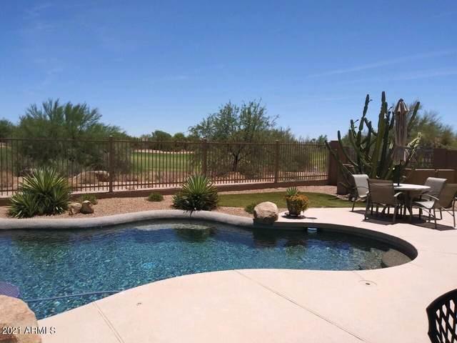 22457 N 53RD Street, Phoenix, AZ 85054 (MLS #6250023) :: The Riddle Group