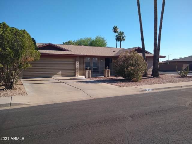 4311 E Catalina Circle, Mesa, AZ 85206 (MLS #6250027) :: Devor Real Estate Associates