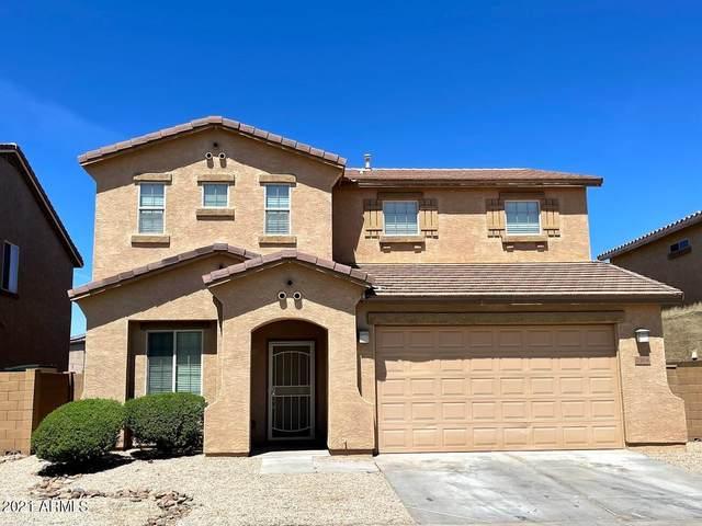 7104 S 70th Drive, Laveen, AZ 85339 (MLS #6250028) :: Klaus Team Real Estate Solutions