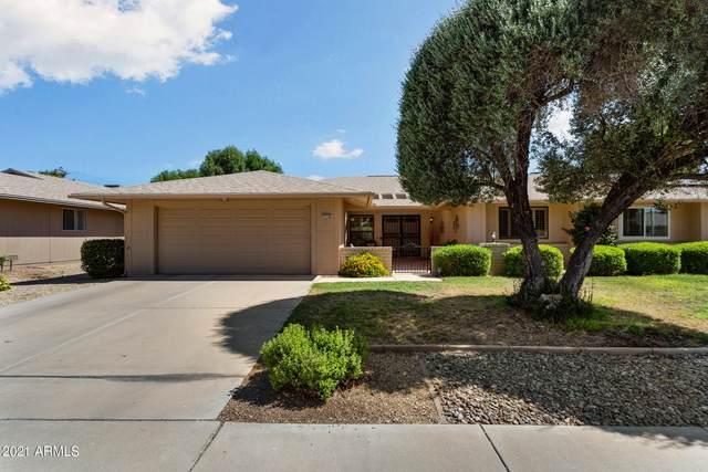 12514 W Prospect Drive, Sun City West, AZ 85375 (MLS #6250029) :: Maison DeBlanc Real Estate