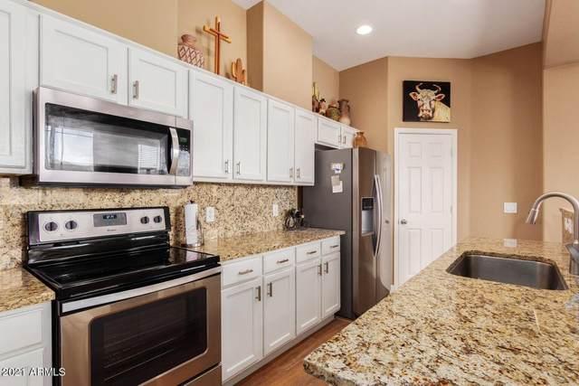 42424 N Gavilan Peak Parkway #58206, Anthem, AZ 85086 (MLS #6250030) :: The Daniel Montez Real Estate Group