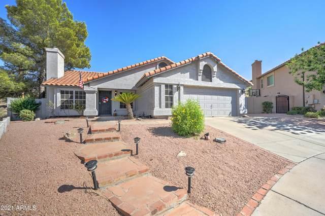 15439 S 23RD Street, Phoenix, AZ 85048 (MLS #6250051) :: Conway Real Estate