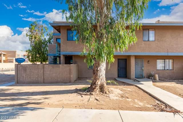 4112 N 69TH Lane #1409, Phoenix, AZ 85033 (MLS #6250060) :: Arizona Home Group