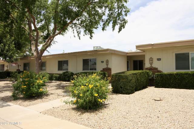 10214 W Hutton Drive, Sun City, AZ 85351 (MLS #6250061) :: Devor Real Estate Associates