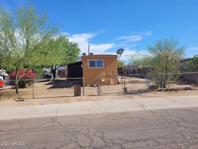 11219 W Hopi Street, Avondale, AZ 85323 (MLS #6250062) :: The Dobbins Team