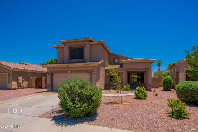 21509 N 81ST Drive, Peoria, AZ 85382 (MLS #6250082) :: The Riddle Group