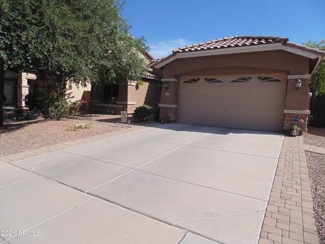 44281 W Canyon Creek Drive, Maricopa, AZ 85139 (MLS #6250107) :: Power Realty Group Model Home Center