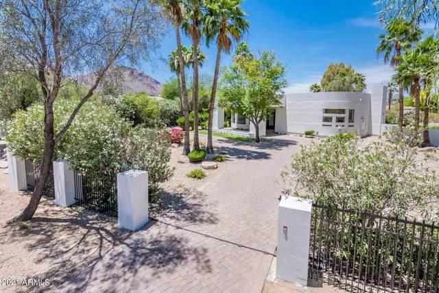 6501 N 63RD Place, Paradise Valley, AZ 85253 (MLS #6250112) :: Executive Realty Advisors
