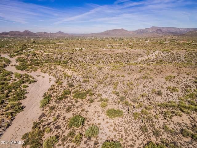 7571 E Grapevine Road, Cave Creek, AZ 85331 (MLS #6250126) :: Executive Realty Advisors