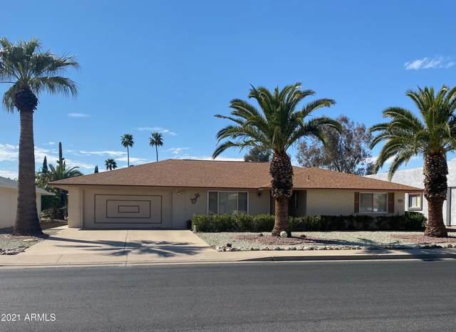 18442 N Conquistador Drive, Sun City West, AZ 85375 (MLS #6250140) :: Executive Realty Advisors