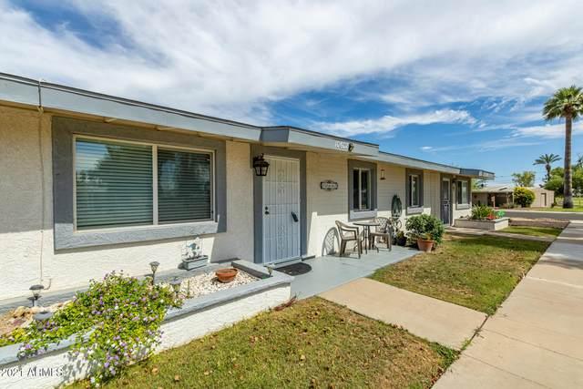 10602 W Oakmont Drive, Sun City, AZ 85351 (MLS #6250141) :: The Carin Nguyen Team