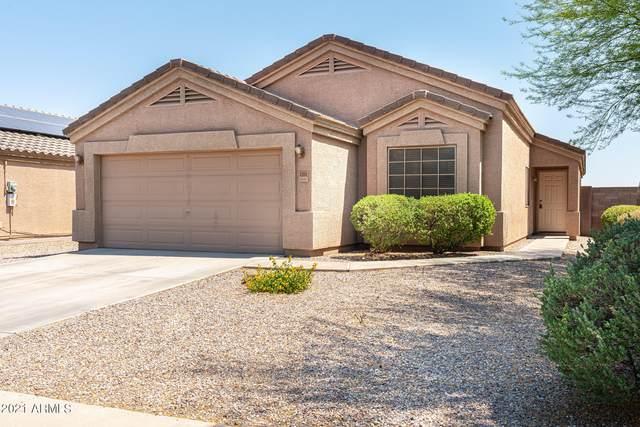 2365 W Tanner Ranch Road, Queen Creek, AZ 85142 (MLS #6250145) :: Executive Realty Advisors