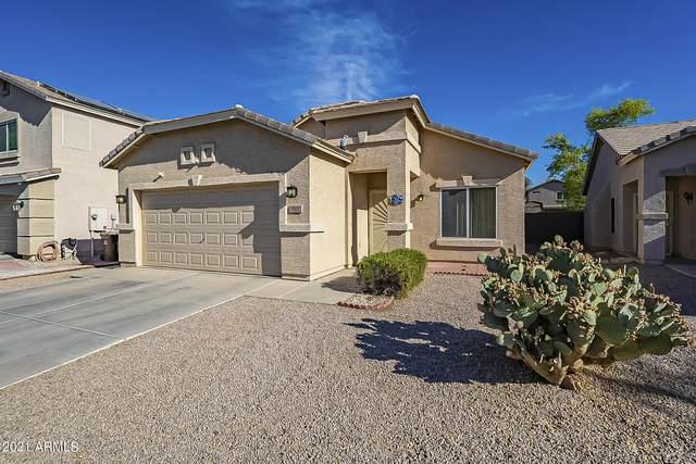 805 W Sunset Drive, Coolidge, AZ 85128 (MLS #6250148) :: Yost Realty Group at RE/MAX Casa Grande