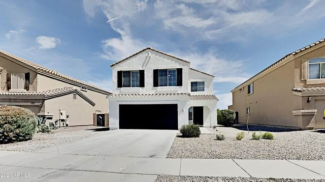 2252 W Central Avenue, Coolidge, AZ 85128 (MLS #6250151) :: Yost Realty Group at RE/MAX Casa Grande
