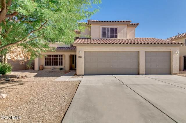 537 E Stirrup Lane, San Tan Valley, AZ 85143 (MLS #6250158) :: Executive Realty Advisors