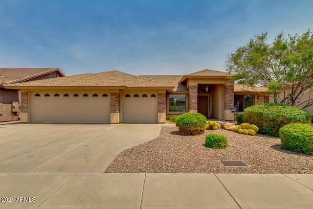 11052 E Nichols Avenue, Mesa, AZ 85209 (MLS #6250164) :: Power Realty Group Model Home Center