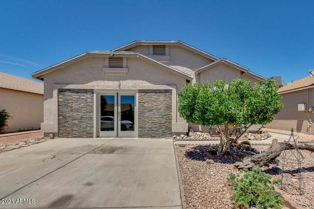 8562 N 110TH Drive, Peoria, AZ 85345 (MLS #6250167) :: The Riddle Group