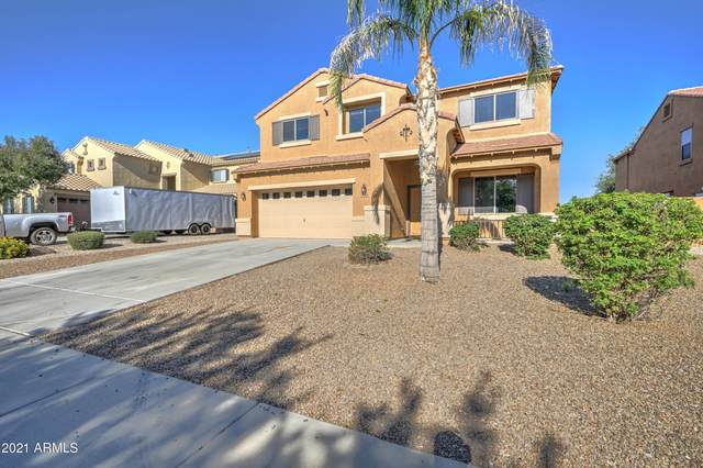 25184 N Poseidon Road, Florence, AZ 85132 (MLS #6250171) :: Conway Real Estate