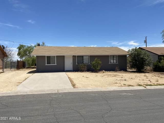 316 E Peretz Circle, Morristown, AZ 85342 (MLS #6250172) :: ASAP Realty