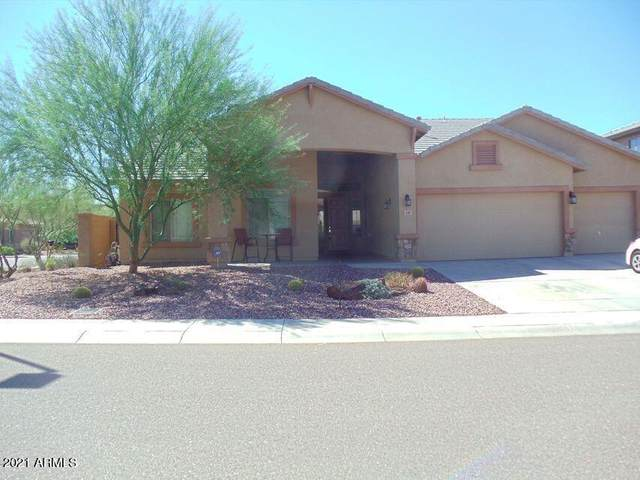 4307 W Faull Drive, Phoenix, AZ 85087 (MLS #6250184) :: The Garcia Group