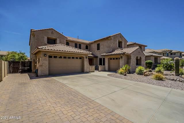 18131 W Ruth Avenue, Waddell, AZ 85355 (MLS #6250186) :: Yost Realty Group at RE/MAX Casa Grande