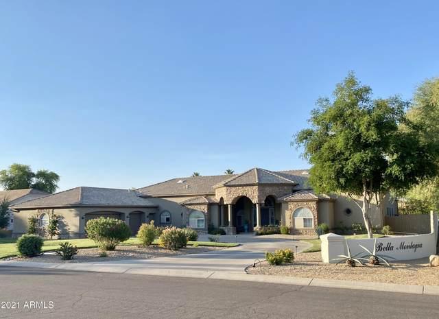 10407 E Sunnyside Drive, Scottsdale, AZ 85259 (MLS #6250187) :: The Laughton Team