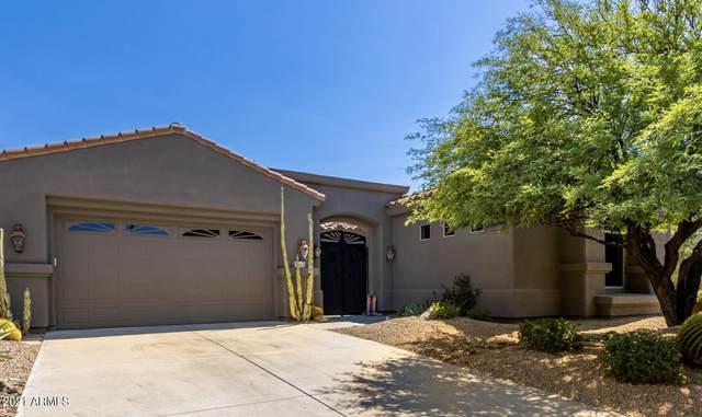 9864 E Seven Palms Drive, Scottsdale, AZ 85262 (MLS #6250192) :: Dave Fernandez Team | HomeSmart