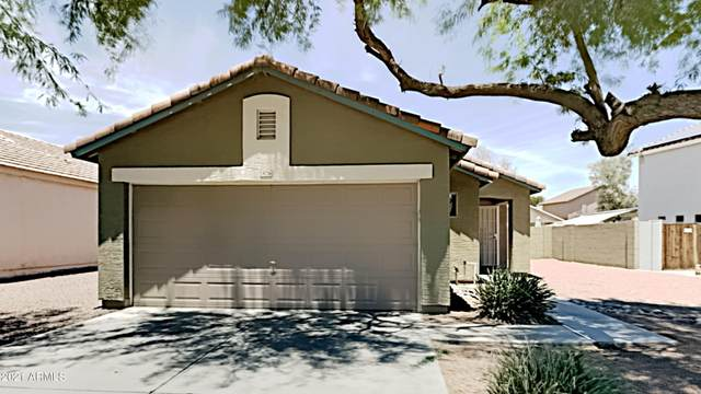 14756 W Calavar Road, Surprise, AZ 85379 (MLS #6250210) :: Executive Realty Advisors