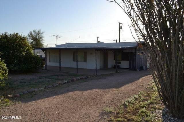 670 S Desert View Drive, Apache Junction, AZ 85120 (MLS #6250220) :: D & R Realty LLC
